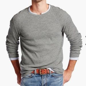 Lucky brand Men thermal tee t-Shirt Crew neck